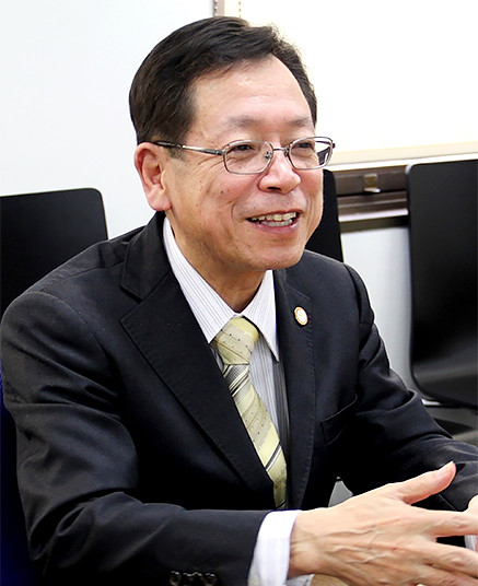 日本仲人協会理事長 中西圭司のメッセージ