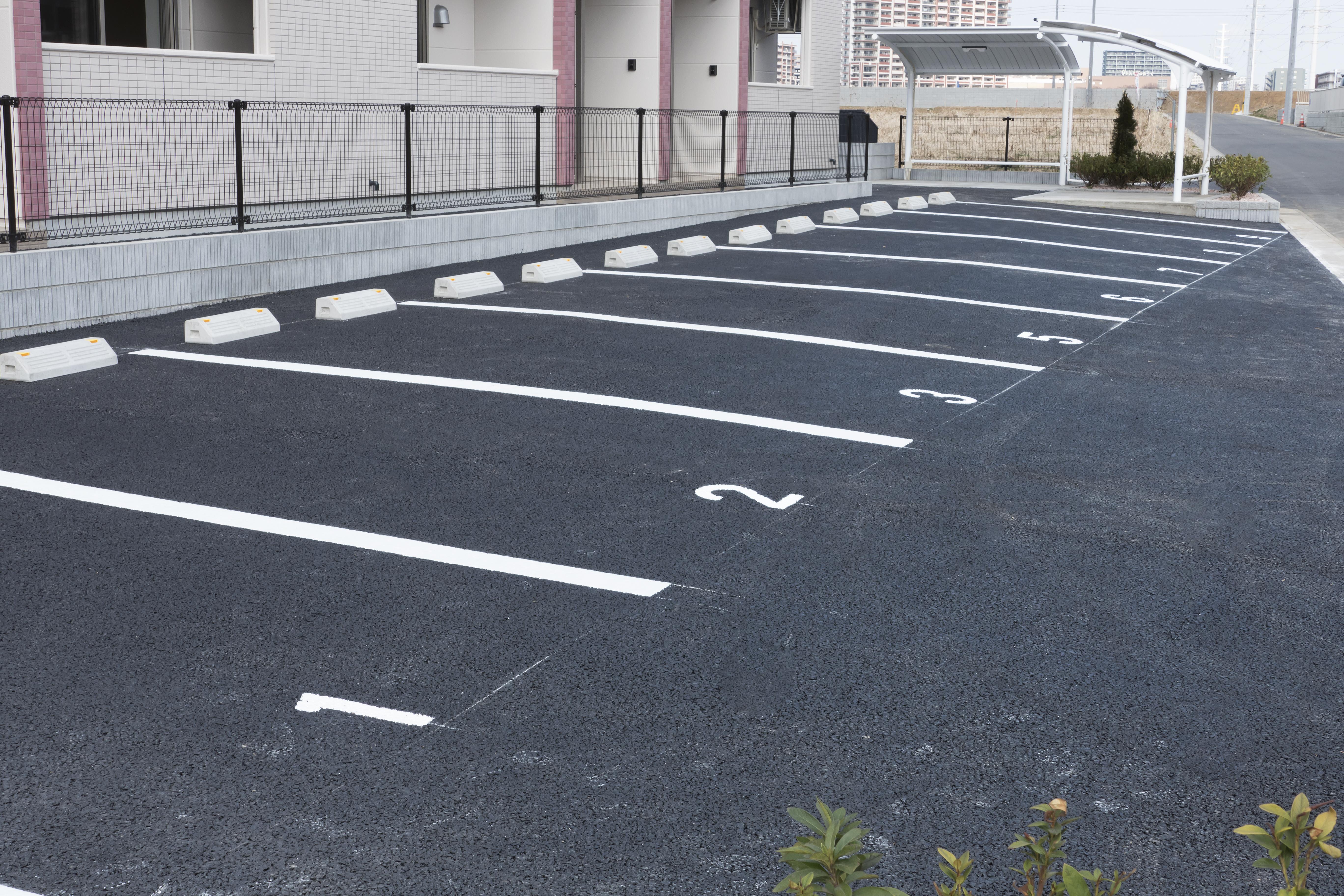 駐車場の副業