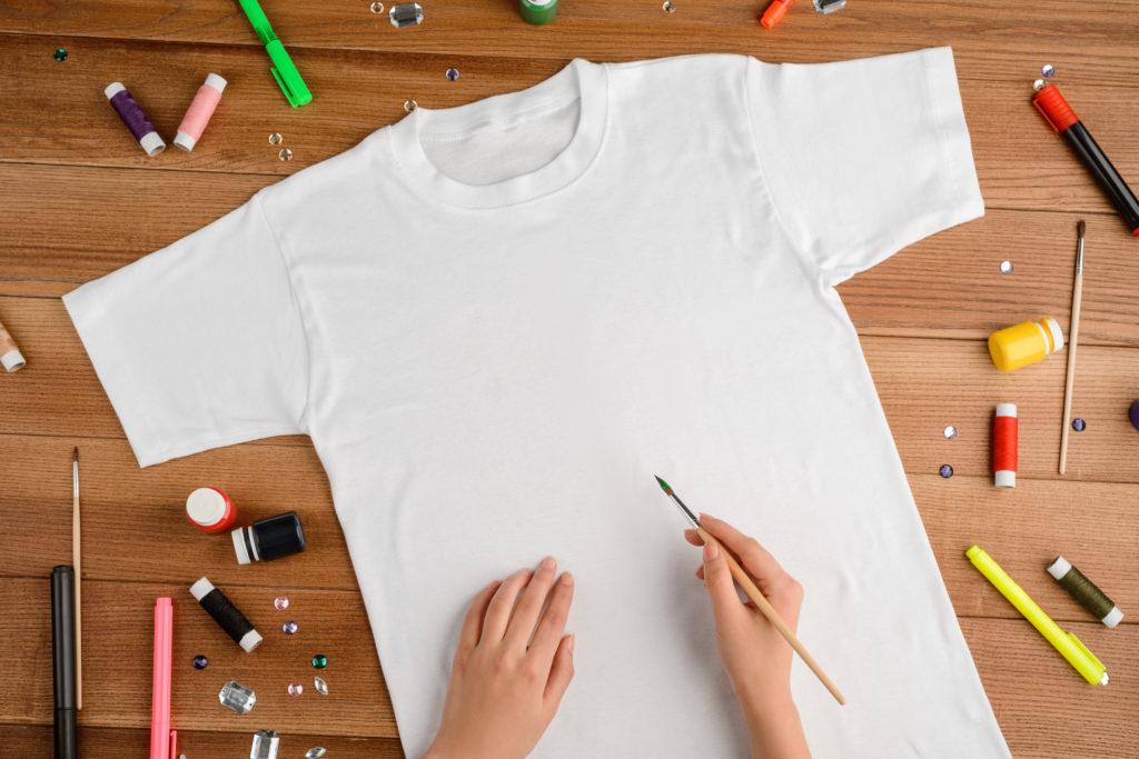 デザインTシャツ販売の副業